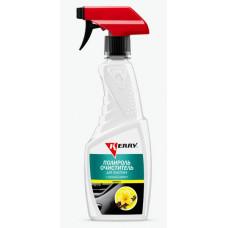 Полироль-очиститель пластика салона с матовым эффектом (ваниль) 500 мл (триггер) KERRY
