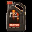 8100 X-Power 10W60 5l