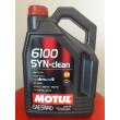 6100 Syn-clean 5w40 4l