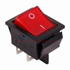SO00484 Выключатель 00484 красный