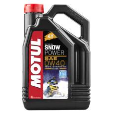 Snow power 4T 0W40 4l