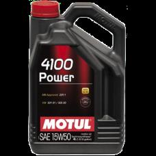 4100 Power 15w50 4l