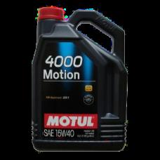 4000 Motion 15w40 4l