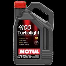 4100 Turboliht 10w40 4l