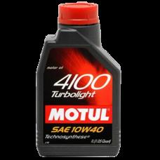 4100 Turboliht 10w40 1l