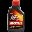 8100 Eco-clean+ 5W-30 C1 1l